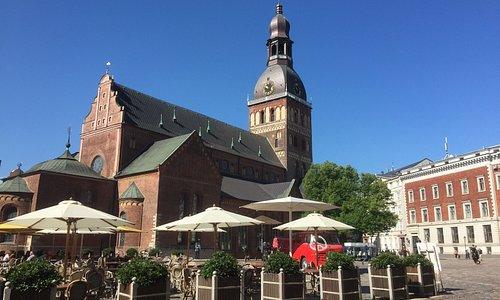Riga Domkirke, ta med ørepropper!