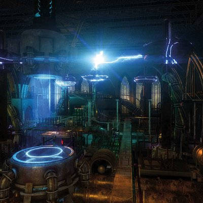 Huxley 1, unser 1. Multiplayer VR Escape Room. Immer noch top in Schuss!