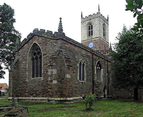 St Helen's Church, TreetonChancel