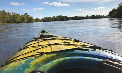 On the St. Croix River