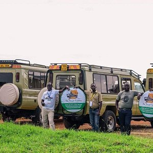 The Great Trekkers Safaris team