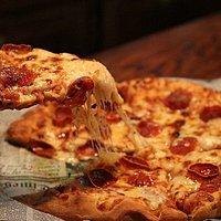 Boston Beanery Homemade Pizza