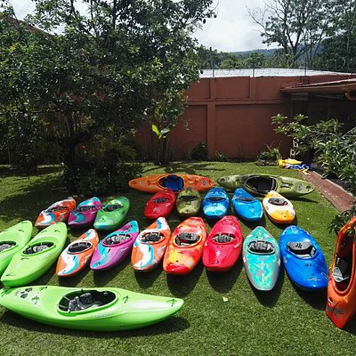 New Kayaks that arrived in 2018