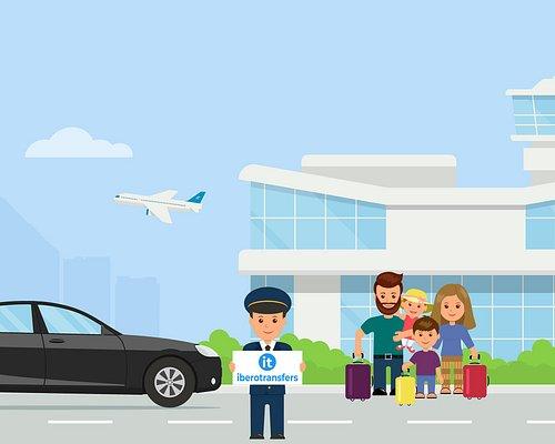 iberotransfers - traslados de aeropuerto en Londres con conductores españoles