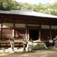 重要文化財の本堂