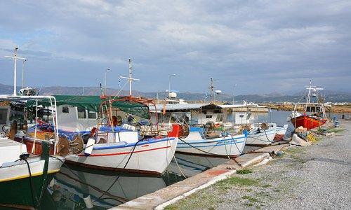 Kastelli Kissamos Old Port