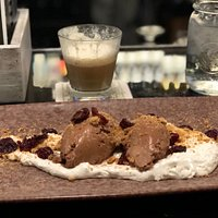 Great desserts and drinks