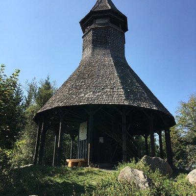 Wunderbare Aussicht über den Hochschwarzwald ist garantiert