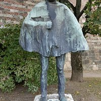 Statue of Mihaly Tancics