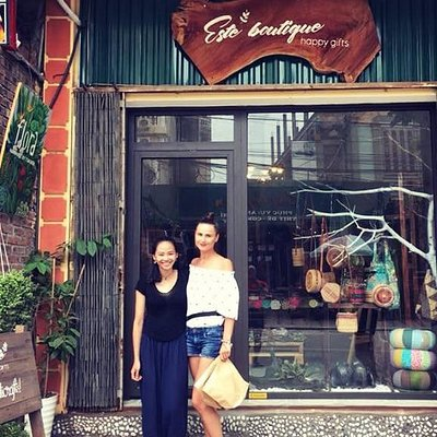 Este Boutique with all Happy gifts