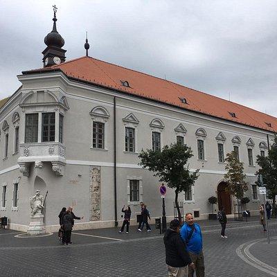 Collegium of Budapest
