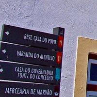 Fonte do Concelho, Marvão, Portugal