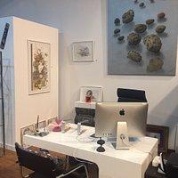 Galería de arte Waldi Wrobel Mar Poza