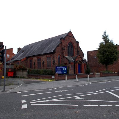 Latchford Methodist Church, Warrington