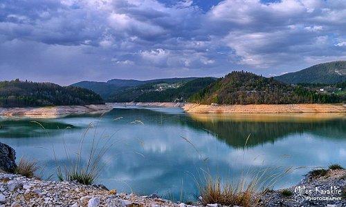 ZAovine lake wiew
