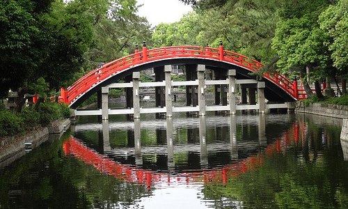 Sumiyoshi Taisha Shrine 2