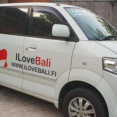 ILoveBali transport