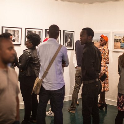 The center aims to explore and promote Rwandan and foreign photography, support emerging Rwandan
