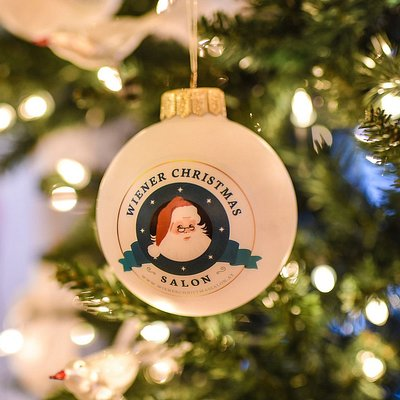 Wiener Christmas Salon Kugel
