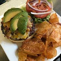 Avacado Burger