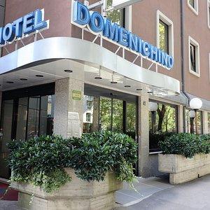 INGRESSO HOTEL DOMENICHINO