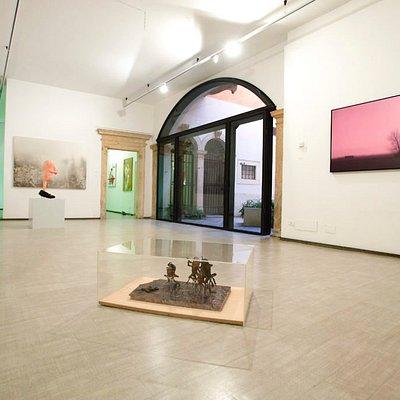 Mostra 30 years/30 works a La Giarina, sala principale