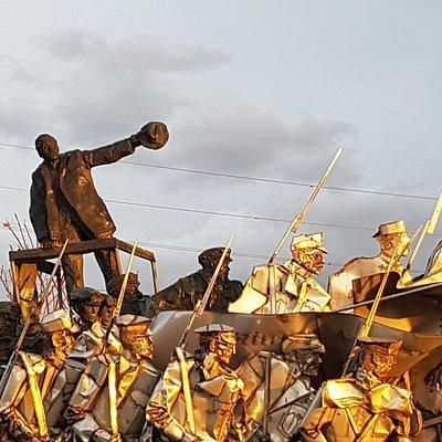Memento Park - Statue Park Museum, Budapest