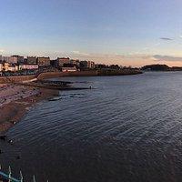 Clevedon sea