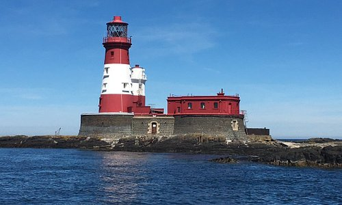 Longstone Lighthouse home of Grace Darling