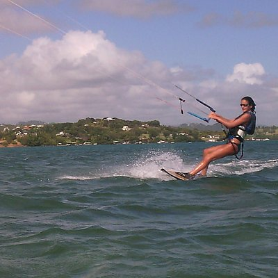 Apprendre le kitesurf en Martinique