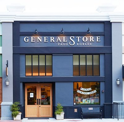 Offering provisions for local pantry and home, General Store Paso Robles is a local fave : )