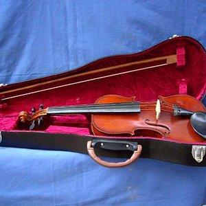 commande de violon personnalisée