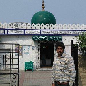 Shrine Of Haider Saien