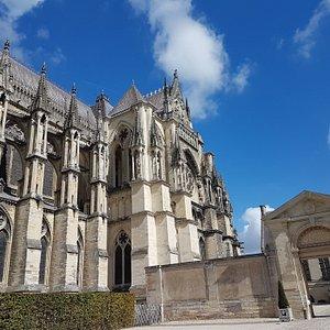 proche de la cathedrale