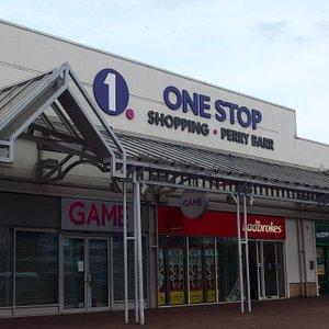 OneStop Shopping Centre