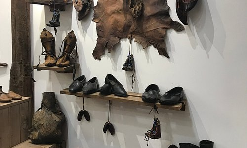 Leather Craft at Museum Exhibition