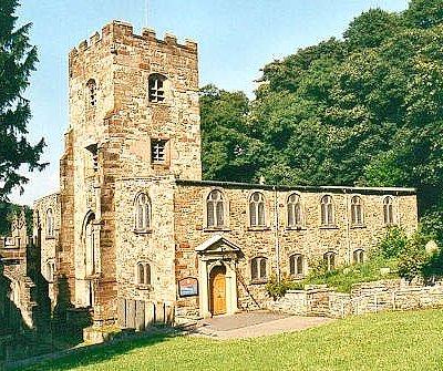 St James the Apostles Church, Holywell, Flintshire.