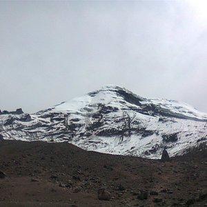 Caminata de un día al punto más cercano al sol - Chimborazo