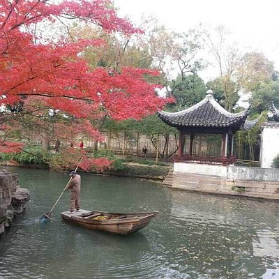 Experts show you the highlights of Suzhou.