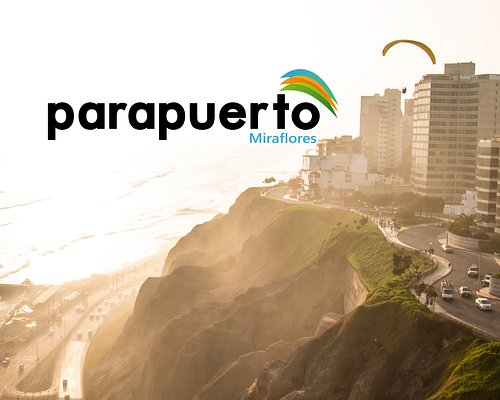 We are Parapuerto. Soaring above Lima and the Coast using just the wind as the birds do
