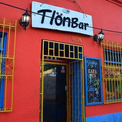 Fachada Tlon-Bar