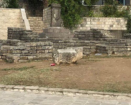 Ruins of Roman-Era Necropolis