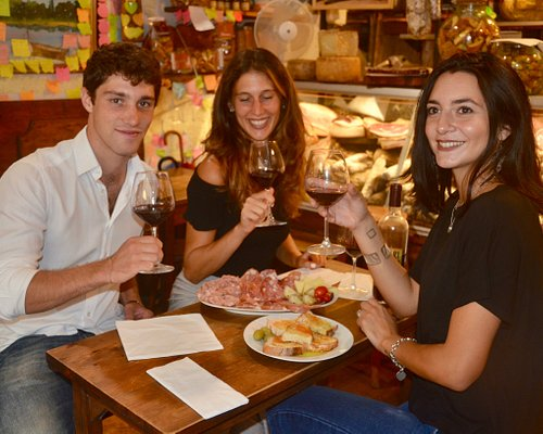 Florence Foodies with our Guide Francesco