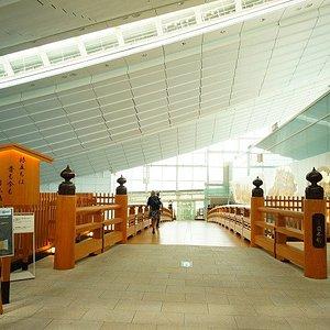 「羽田空港」の日本橋です