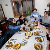 Eat the most outstanding dishes of our city, while sharing good moments with nice local people!