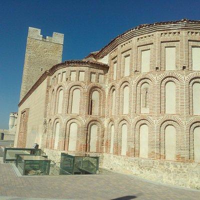 Torre de la Iglesia de Santa Marina de Cuéllar