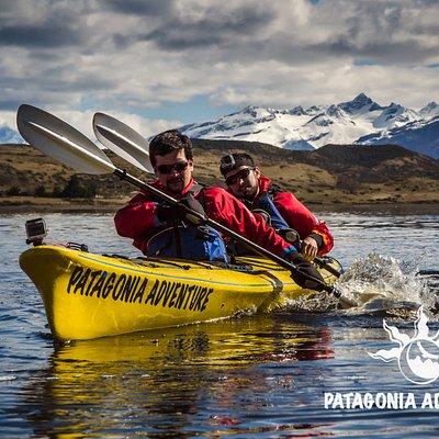 Kayak Fiordo Eberhard