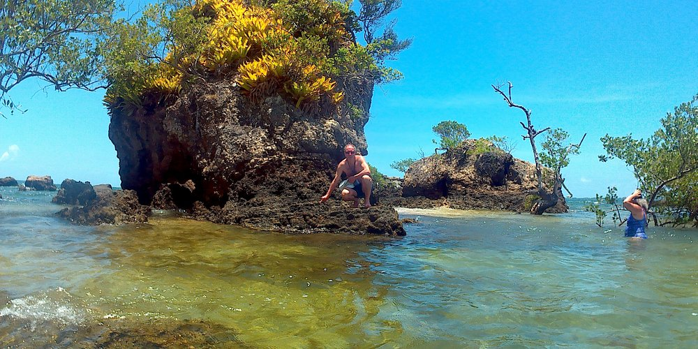 Isla Pedra Furada