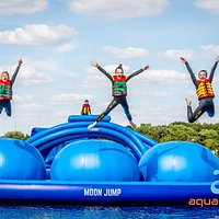 Aqua Parcs at Willen Lake