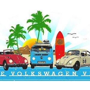 Een Volkswagen busje, kever cabrio of Herbie kever huren doe je bij VintageVolkswagenVerhuur.nl!